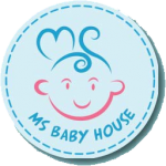 MS BABY HOUSE LOGO