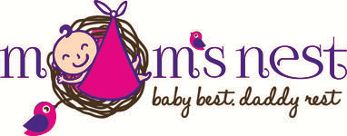 mom's nest LOGO